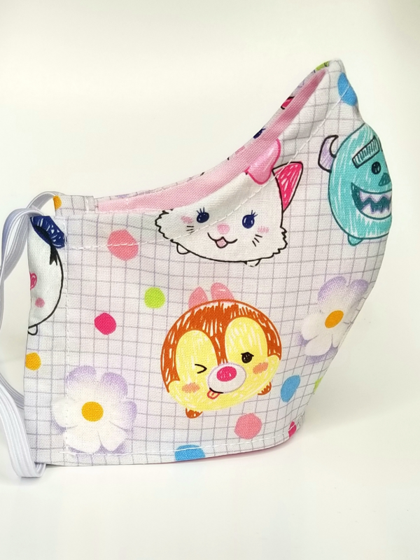 Daisys & Disney characters mask