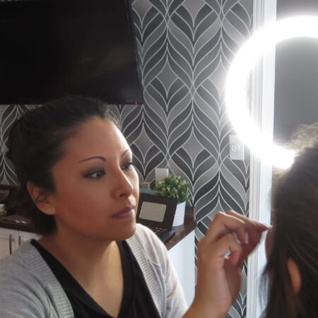 Makeup artist and eyelash technician | Kitchener Waterloo