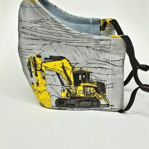 Construction diggers mask