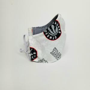 Toronto Raptors mask