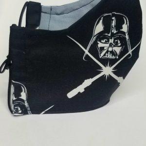 Star Wars- Glow in the dark Darth Vader mask